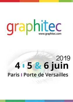 Graphitec, salon professionnel du design graphique 2019 à Paris